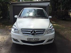 2010 Mercedes-Benz B180 Hatchback Denistone West Ryde Area Preview