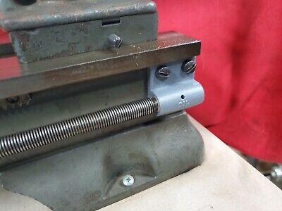 Atlas 6 Craftsman 618 M6-16 Lathe Lead Screw Bearing Bracket Abs Bronze Bushing
