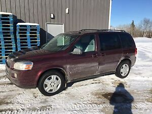 "2008 Chevrolet Outlander ""low k, cheap van"""