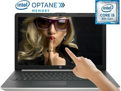 HP 15.6 TouchScreen Laptop 20GB Memory 8th Gen. Intel i5-8250U 3.40GHz 1TB Win10