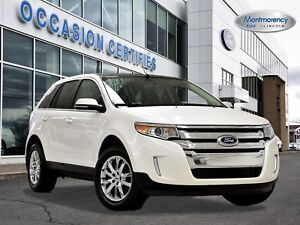 2014 Ford Edge Limited 4x4 CUIR+TOIT+GPS+CAMERA