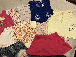 Super Cute Girls 12M Clothing Lot! Brand Names