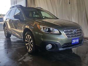 2016 Subaru Outback 3.6R Limited w/ Eyesight
