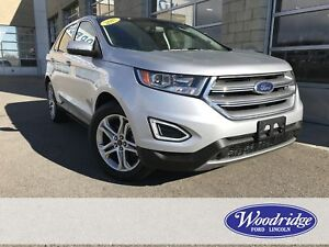 2017 Ford Edge Titanium NO ACCIDENTS, HEATED LEATHER SEATS, N...