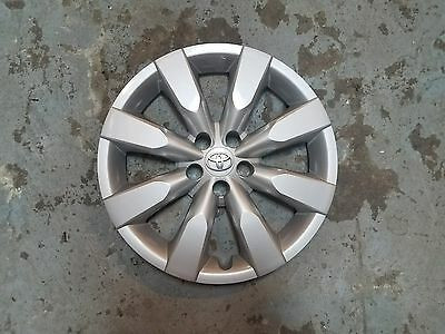 "1 Brand New 2014 14 2015 15 2016 16 Corolla 16"" Hubcap Wheel Cover 61172"