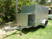 8 x 5 Builders trailer, very little used. 1 ton ATM. Camira Ipswich City Preview