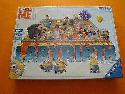 Minion Labyrinth (unbespielt) (Minion Party-spiele)