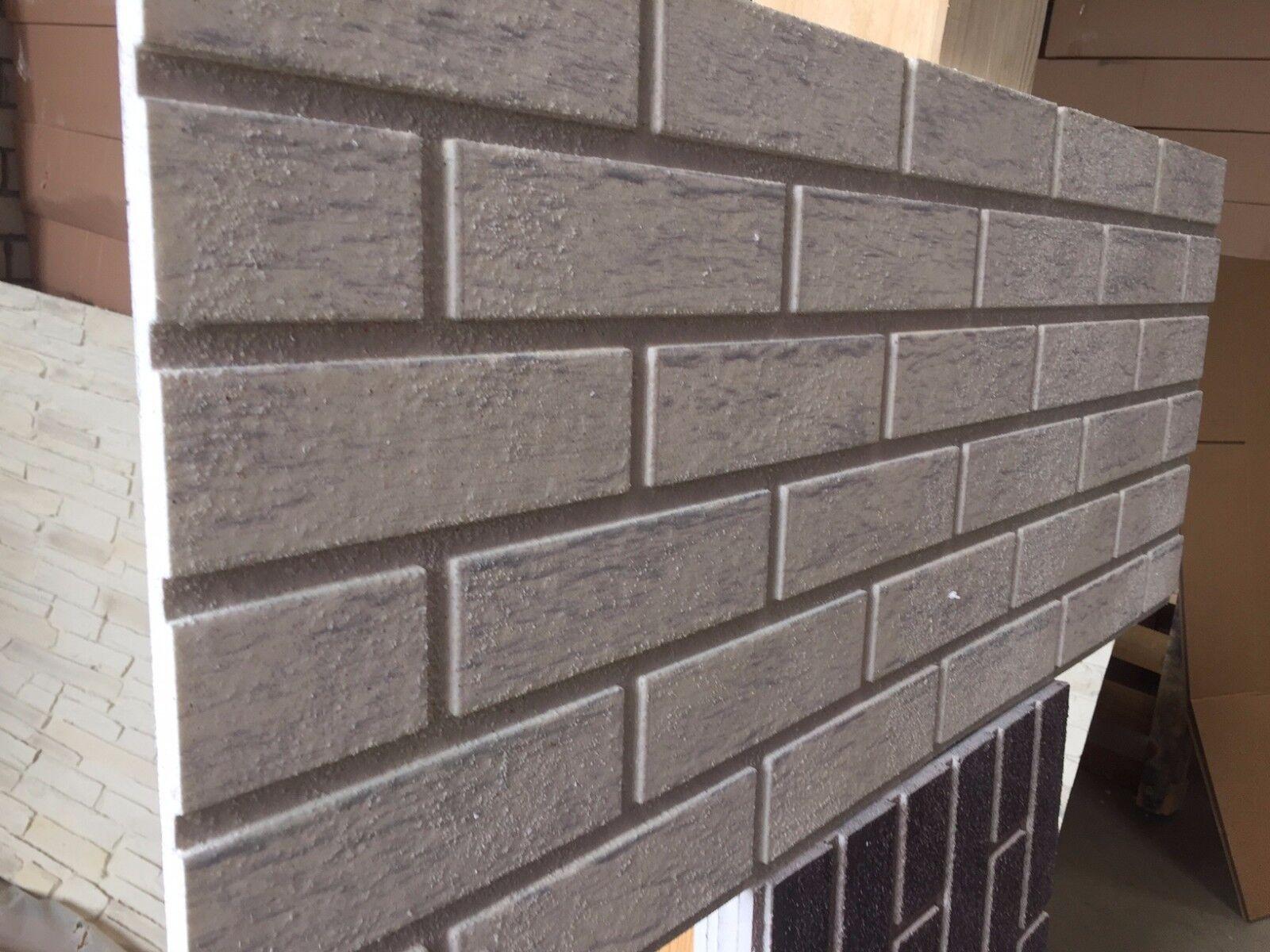 Wandverkleidung Steinoptik Wandpaneele Steinpaneele Granitoptik Wandpaneele Fassade Bodenbeläge & Fliesen