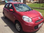 Nissan micra 2013 4 cyl hatch  Bowden Charles Sturt Area Preview