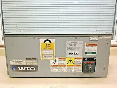 Wtc 964-1900 6005 3ph 5060hz 400a Welding Control Power Source Ships Free