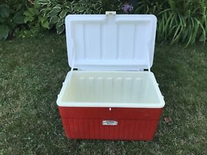 "Cooler - Thermos 24"" long, 17"" wide, 15"" tall"