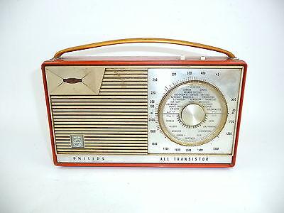 Altes Radio Philips Transistor 1950er Jahre