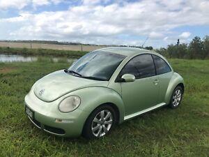 2006 Volkswagen Beetle Hatchback MY07 TDI