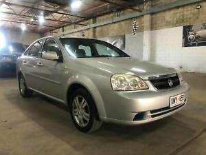 2007 Holden Viva All Others Automatic Sedan Plympton West Torrens Area Preview