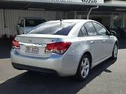 2011 Holden Cruze SRi-V Turbo 4Cyl Automatic Sedan 91K'S Maryborough Fraser Coast Preview
