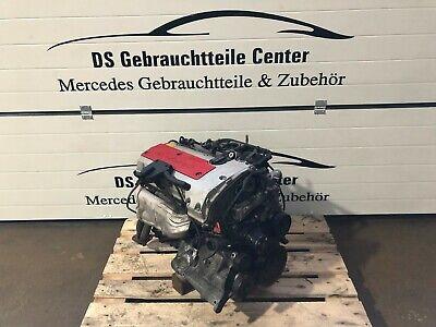 Mercedes CLK 230 Kompressor R170 W208 Motor Engine 142 kW/193PS 111973 111.973