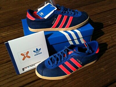 ADIDAS DUBLIN 1/500 UK9 Size! Exclusive - NOT Ardwick Manchester London
