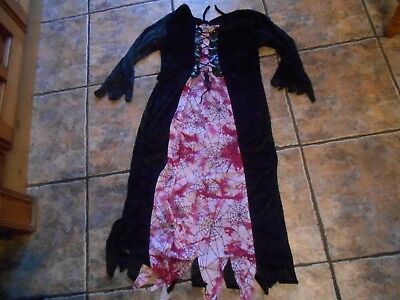 halloween witch outfit 6-8 years for sale  Pontefract