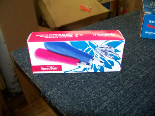 Speedball Lino Cutter Assortment No. 2 4132 New