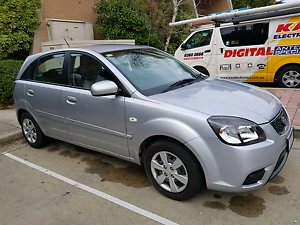 Great first car - used Kia Rio Kingston South Canberra Preview