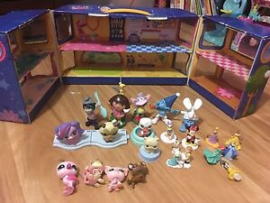 LPS pet with house and other figures bundle South Guildford Swan Area Preview