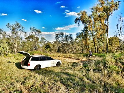 Holden wheel swap