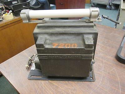 Ge Type Jvm-5 Voltage Transformer 670x6 Ratio 601 110kv Bil Pri7200v 60hz Used