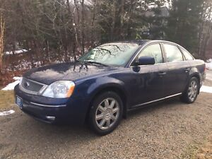 AWD, 2007 Ford Five Hundred SEL