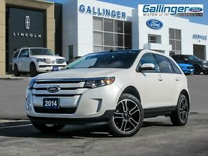2014 Ford Edge SEL AWD w/PANORAMIC ROOF, NAVIGATION, APPEARANCE