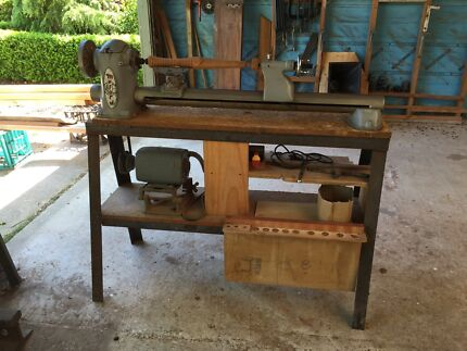 Myford Lathe and Stand Kurrajong Heights Hawkesbury Area Preview