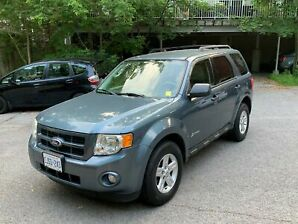 2011 Ford Escape Hybrid SUV, Crossover