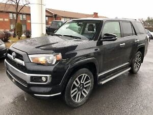 2016 Toyota 4Runner SR5 LIMITED *GPS, CUIR, TOIT OUVRANT*