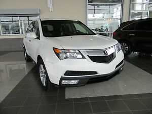 2011 Acura MDX Technology Package PST PAID, LEATHER, NAVIGATI...