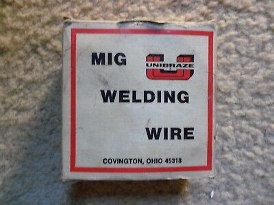 Mig Welding Wire 364 Aluminum Unibraze 1lb Spool 4043 Free Shipping