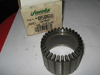 Jacobs Drill Chuck Sleeve S36 Fits 36 36e 36b 37 37kd 37pd Nos