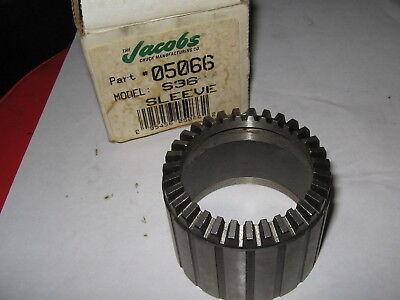 Jacobs Drill Chuck Sleeve S36 Fits 36 36e 36b 37 37kd 37pd Nos