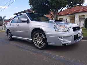 Subaru wrx impreza 2003 my 04 2keys books Evo skyline celica Fairfield West Fairfield Area Preview