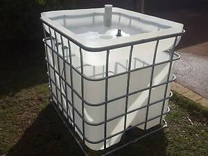 Complete IBC Aquaponics Setup with timer Switch Forrestfield Kalamunda Area Preview