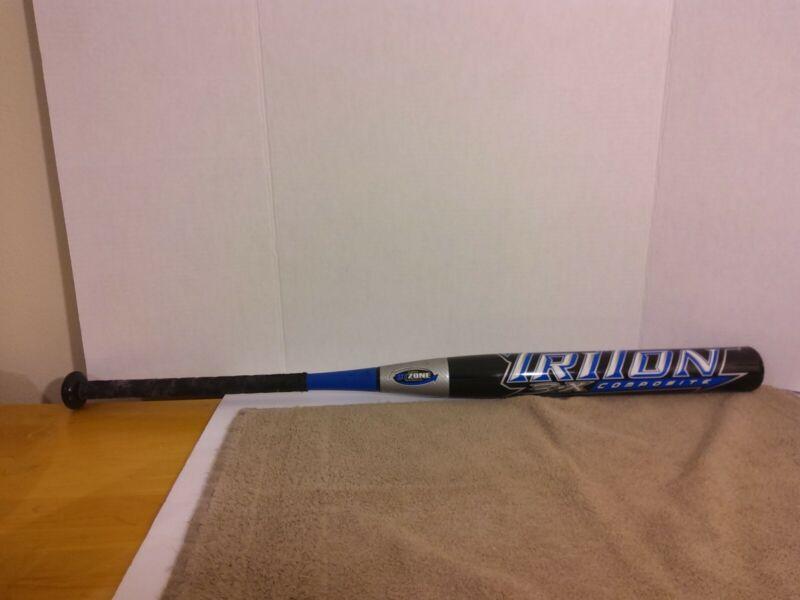 BT Zone Baseball Bat, Louisville Slugger TPS Triton, 34 in., 28 oz.