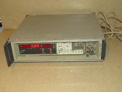 Fluke Digital Multimeter Model 8505a
