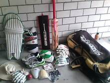 Cricket set with bag Carindale Brisbane South East Preview