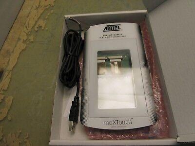 Atmel Evk-mxt224e-a Maxtouch Touchscreen Eval Dev Kit 4k-23.5
