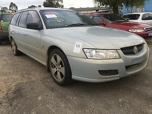 COMMODORE VZ V6 WAGON WRECKING ONLY Maddington Gosnells Area Preview