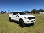 FOR SALE ( no swaps )  2013 Ford Ranger PX, XLS 3.2L turbo Diesel Shellharbour Shellharbour Area Preview
