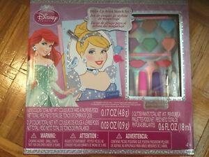 Disney Princess Makeup artist sketch set