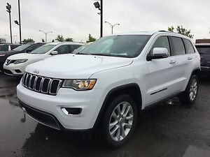 Jeep Grand Cherokee Limited 2017 HITCH/TOIT/NAV/CUIR