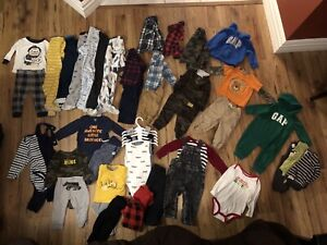 Baby boy clothes lot 9-18months