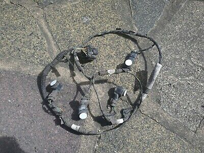 Ford Focus Mk3 Wiring loom with Rear Parking Sensors whit