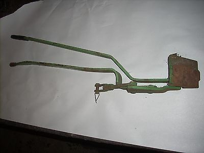 Hydraulic Rock Shaft Levers John Deere 520 530 620 630 720 730 Tractor