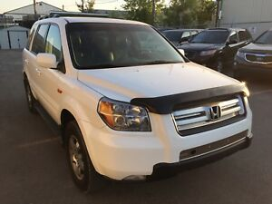 2008 Honda Pilot EX-L 4WD SUV 8 Pass - Navigation, Camera, DVD